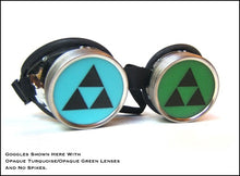 Triforce Rave Goggles