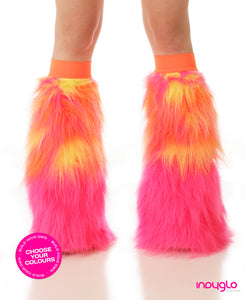 Custom Two Toned Fluffies