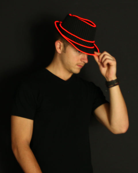 Electric Styles El Wire Fedora