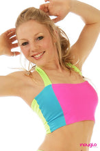Electrik Pink Halter Top (OPTIONAL)