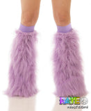 Lilac Fluffies Rave-Nation