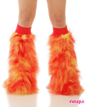 Arrakis Fluffy Leg Warmers