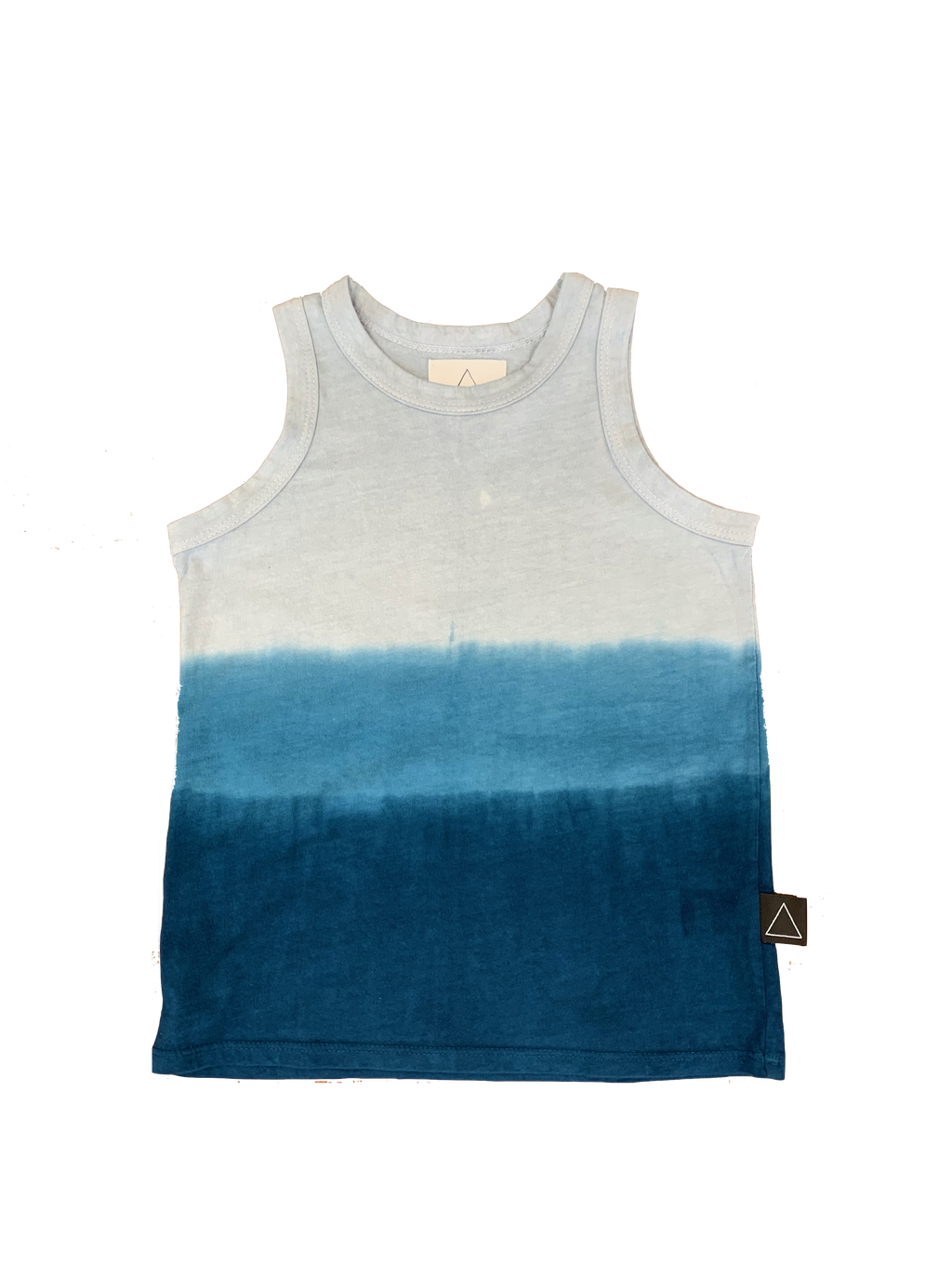 Blue Ombre Tank