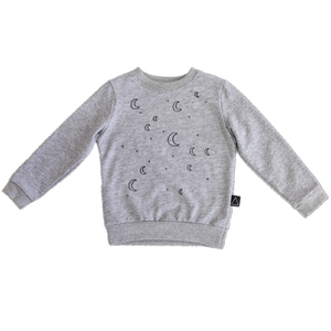 MINI MOON Crew Sweatshirt