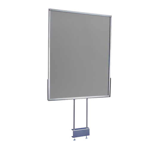 22 x 28 Sign Frame for retail store apparel racks