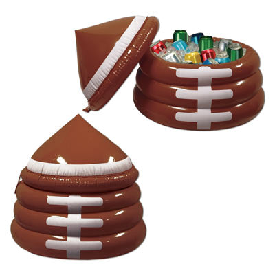 Football Inflatable Display or Cooler