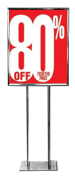 "80% Off Ticketed Price -Standard Poster - 22"" X 28"""