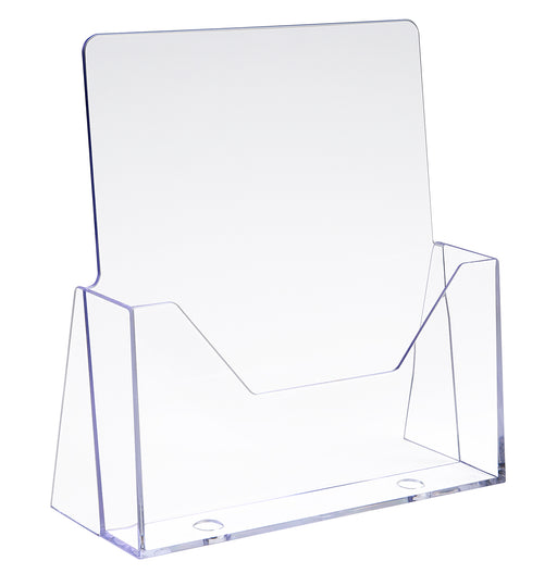 "Counter Top Literature Holder 8-1/2""W x 11""H-12 pieces"