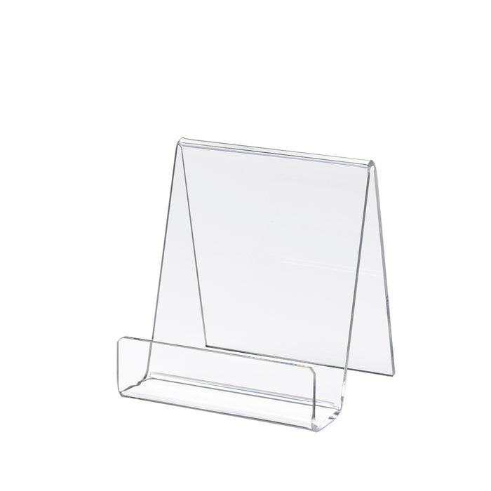 Acrylic Display Easels-4""