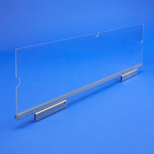 Acrylic Sign Holder With Magnetic Base