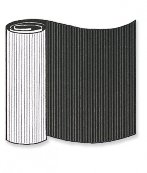Black Corrugated Base Pallet Wrap