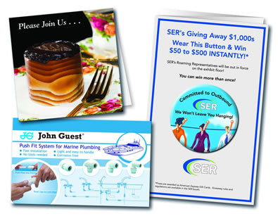 Brochures-Custom Printed