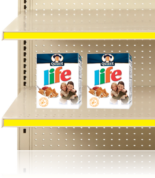 Price Channel Molding Shelf Strips