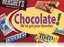 Ceiling Dangler Mobile Sign- Chocolate