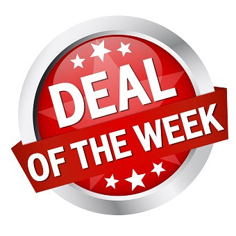 "Deal of the Week Ceiling Dangler-Hanging Sign 22"" W x 22"" L"