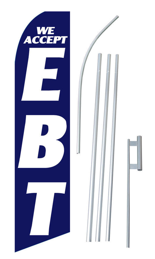 EBT Feather Flag Kit