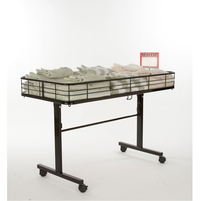 Retail Stores Fixture- Dump Table