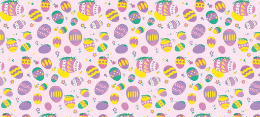 Easter Egg Corrugated Base Pallet Wrap