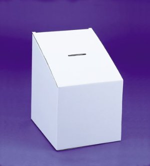 Entry Box Enter to Win Contest Ballot Box