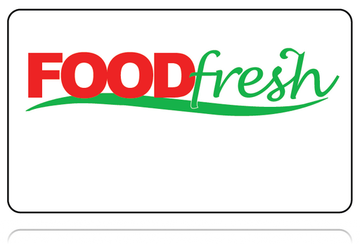 Food Fresh Custom Name Badges