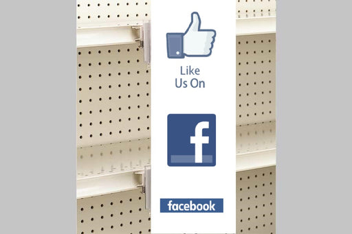 Facebook Aisle Invader Violator Blade Signs