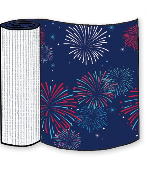 Fireworks Corrugated Base Pallet Wrap