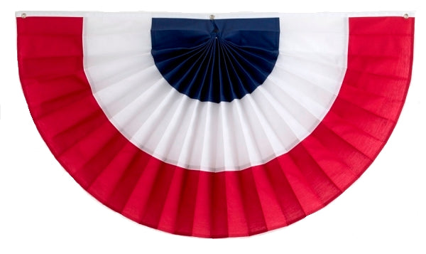 "Grand Opening Bunting-3 Stripes-6""W x 3""H"