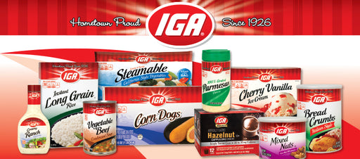 IGA Brand Products Ceiling Dangler