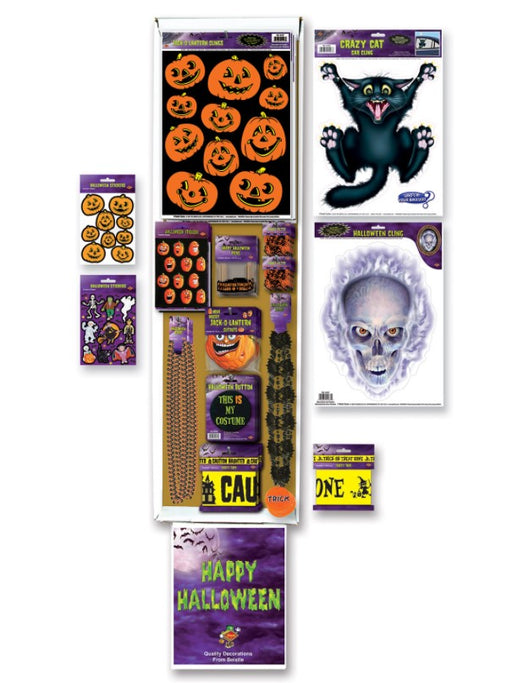Halloween Floor Display Decoration Sales Kit