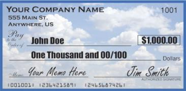 Jumbo Checks-Custom Printed -Big Over Sized Presentation Checks