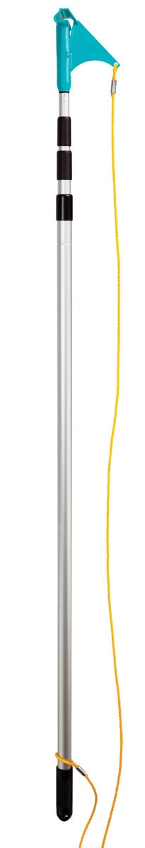Ladderless Sign Hanging Telescoping Pole for Suspended Ceiling Grids -10 L