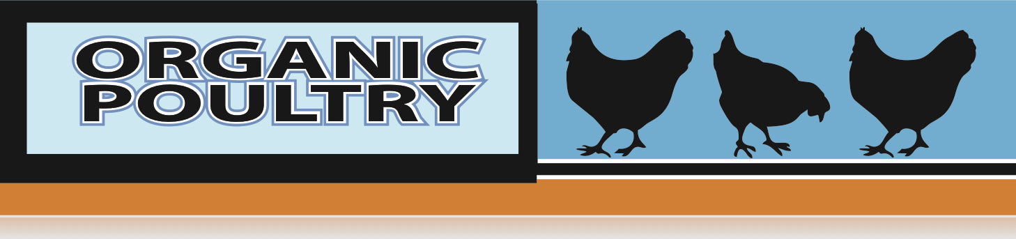 "Poultry-Organic- Meat Case Divider-24"" Long"