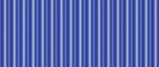 Metallic Blue Corrugated Base Pallet Wrap