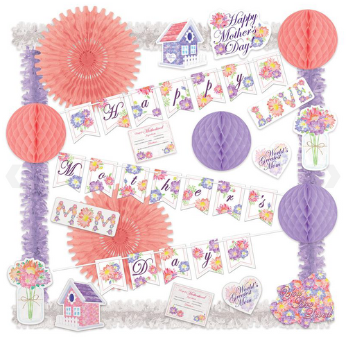Mother's Day Display Decoration Kit- 23 pieces