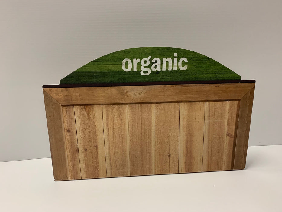 "Organic Case-Shelf Dividers-23.25"" Long"