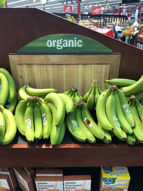 Organic Case Shelf Divider