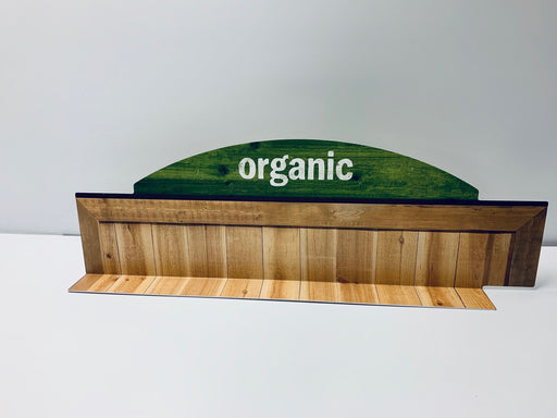 "Organic Produce Table Dividers-47"" Long"