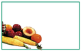 "Produce Shelf Signs Price Cards-Full Color 11""W x 7""H -100 signs - screengemsinc"