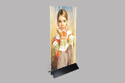 Poster Board Floor Stand Sign Holder- 36""