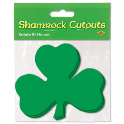 Shamrock Price Cards- 120pcs
