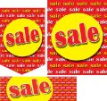 Sale Retail Sale Event Sign Kit