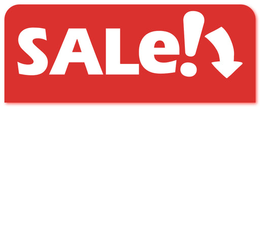 Sign Toppers -Sale