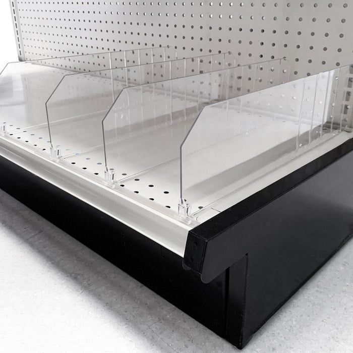 "Shelf Divider Kit- 24"" L x 2.362""H"