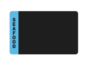 Specialty Seafood Department Specific Tags