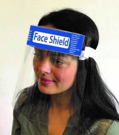 Clear Face Shield -FDA Approved -10 pack