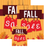 Fall Retail Sale Event Sign Kit