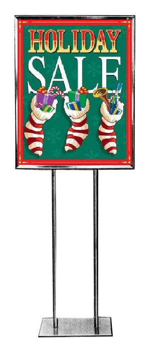 Holiday Sale Retail Store Poster -22 x 28