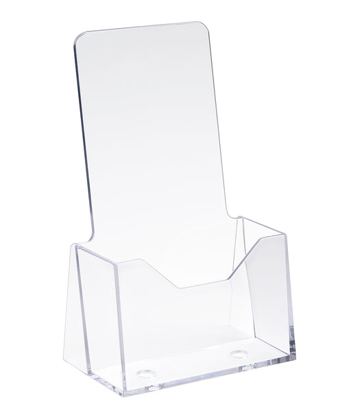 "Counter Top Literature Holder 4""W x 9""H-24 pieces"