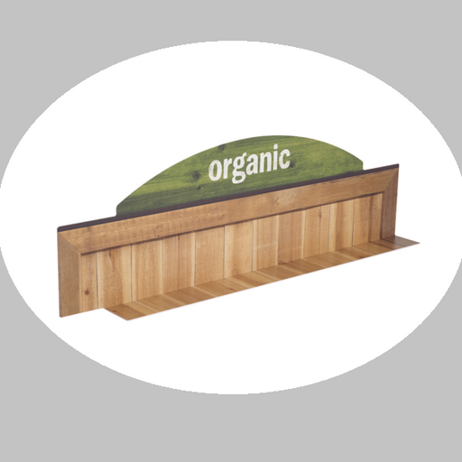 Organic Produce Table Dividers