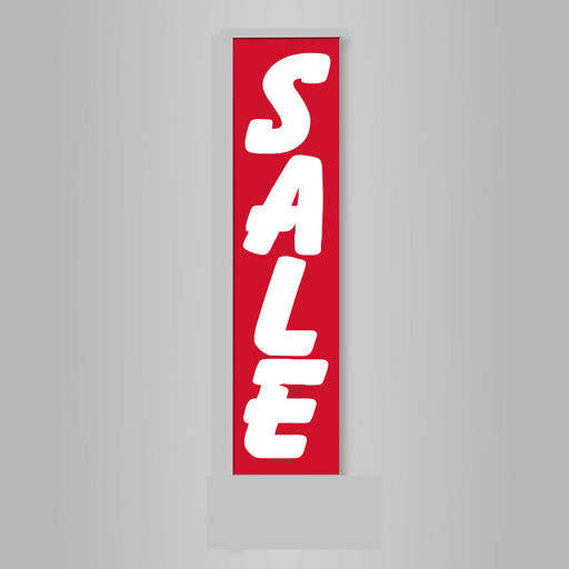 Sale Banner Flag-Red